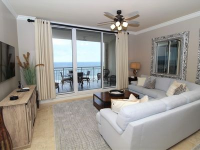 Photo for Indigo East 604 - Beach Front Unit with Luxurious Interior and Amenities!