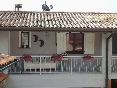 Photo for Detached house with garden Polpenazze del Garda Lake Garda Lombardy