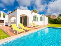 Comfortable and private villa with private pool for quiet vacations if you are get used to the tr...
