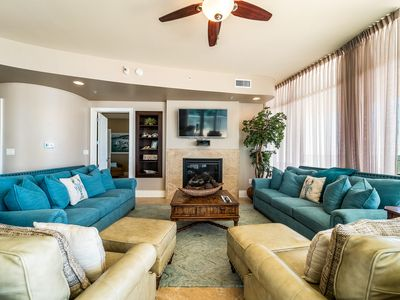 Photo for Turquoise C409 has a Spacious Balcony with Breathtaking Views