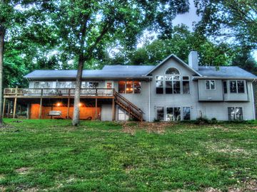 Amazing Secluded and Private 4500 sf 5 BR 4 BA on 10 Acres of True Water Front