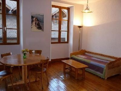 Photo for Furnished Apartment for 4 in the center of Annecy Lake 2mns. WIRELESS