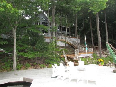 Photo for Muskoka Reflections ~ family fun minutes from Port Carling