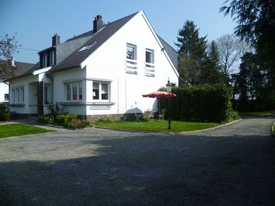Photo for Nice spacious apartment, very quiet location, Absolute Erhohlung!