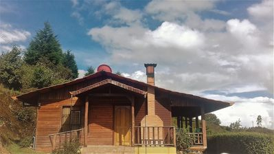 Photo for Fully Equipped Cabin, located in the highlands of the Talamanca Range.