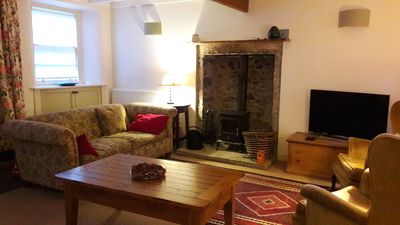 Photo for Perfect cottage for two in the heart of Biggar