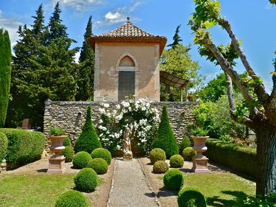 Photo for GORDES : 'TOUR DES BEAUMES ' is a TOWER  with a Private Swimming Pool