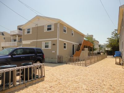 Photo for LBI Home in Holgate - 2 Homes from the Beach!