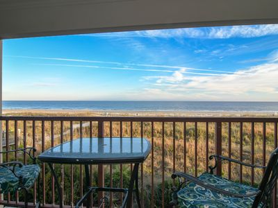 Photo for Ocean front 1 bedroom condo with breath taking views