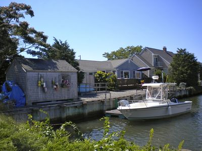 Photo for Newly listed;  Beach & Boating House! Private community, Linens incl:
