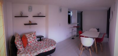 Photo for Cozy Apartment in North Bogota With Everything + TV + WIFI