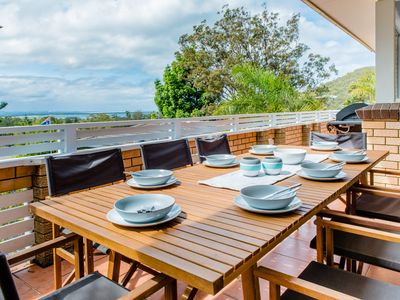 Photo for 'Bay Breeze' , 68 Ullora Close - large home with water views & WIFI