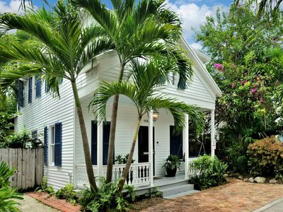 Photo for Historic home in Old Town w/ private pool & detached cottage - dogs OK