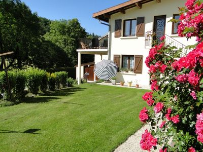 Photo for Gîte Rosier n ° 1805Bis of Haut-Jura with Spa, located on the ground floor
