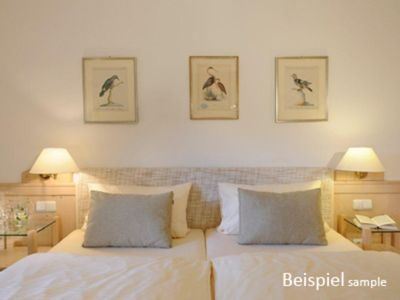 Photo for Double Comfort - single occupancy - Der Westerhof - Hotel in Tegernsee