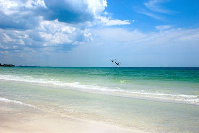 The Gulf of Mexico on Siesta Key-one of the most beautiful locations in  the USA