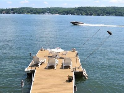 Photo for Reduced Rates! Book Your Lakefront Retreat Today!