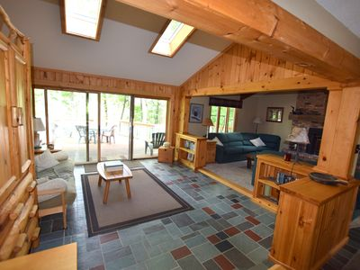 'Family Escape' Wonderful Home In The Summit Area Of Shanty Creek