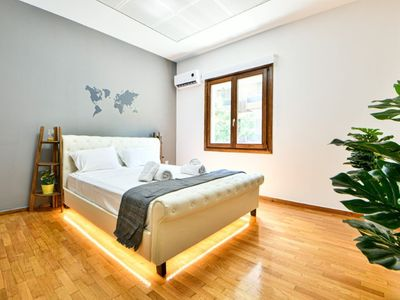 Photo for Chrysanthemum Boutique BnB Apartment in Central Athens