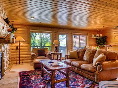 Photo for Steps from Deer Valley Lifts w/ Mountain Views & Private Outdoor Hot Tub