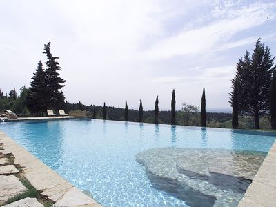 Photo for STUNNING VILLA FOR RENTAL IN BNB OR AS AT WHOLE VILLA WITH STUNNING VIEWS