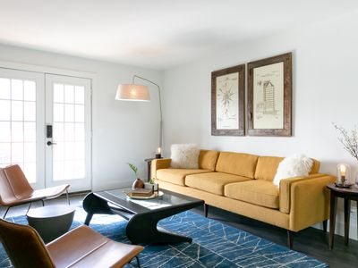 Photo for Bode Nashville - Downtown Boutique Hotel for Groups, 1-4 Bedroom Floorplans Available - Two Bedroom/1 Bathroom Bode