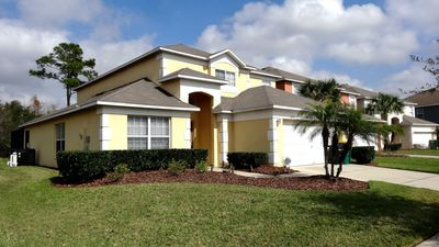Photo for 5 beds with private pool near Disney Parks - 4703GB