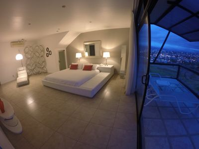 Photo for Casa Cristal  Mansion - Heated Pool & Amazing View - Bachelor Parties Welcome