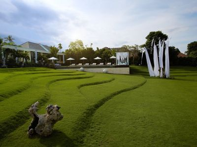 Photo for Pure Villa Estate, Outstanding 6,5 Bedroom Villa, Canggu