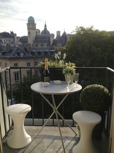 Champagne and Paris !