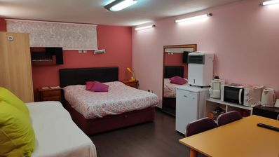 Photo for independent room with private bathroom on the ground floor of a chalet