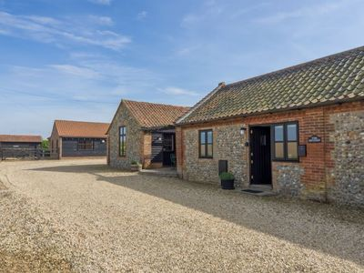 Photo for This lovely barn conversion has everything you will need for a great getaway.