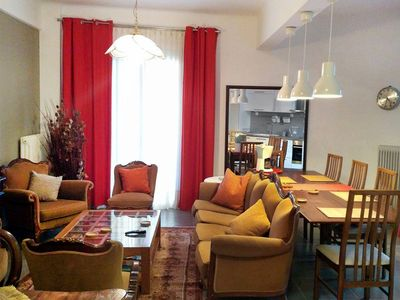 Photo for Cosy apartment in the heart of Thessaloniki