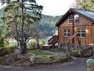 4BR Cabin Vacation Rental in Oakridge, Oregon