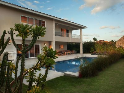 Photo for Modern Luxury Private Villa ~ Cozy And Safe ~ Big Pool ~ Close To The Beach!