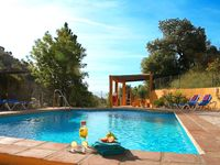 A wonderfull house with big swimming pool and centrally located in Andalousia