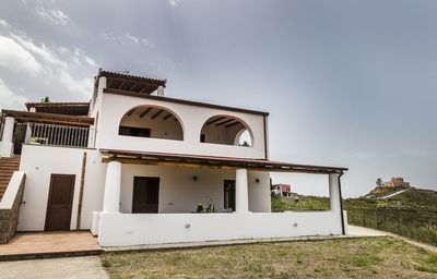 Photo for Panoramic apartment with covered terrace and private parking