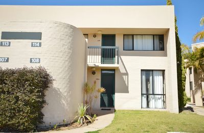 Photo for Beach Resort Unit 114 - Kalbarri, WA