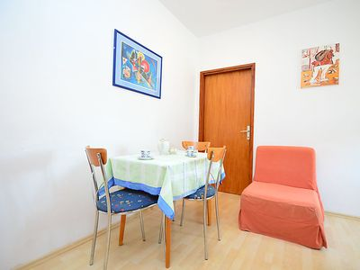 Photo for Apartment Ljubica in Vodice - 2 persons, 1 bedrooms