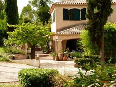 Photo for Villa 2-8 pers. in the Provence Verte, Var, Garéoult
