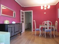 Great apartment and location in lovely logrono.