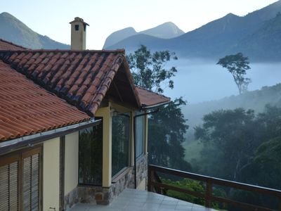 Photo for WHOLE HOUSE AND PEACE IN THE PETROPOLIS MOUNTAIN
