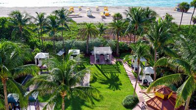 Photo for Beachfront Condo w/ WiFi Included, Resort Pool, Relaxing Courtyard & Nightlife
