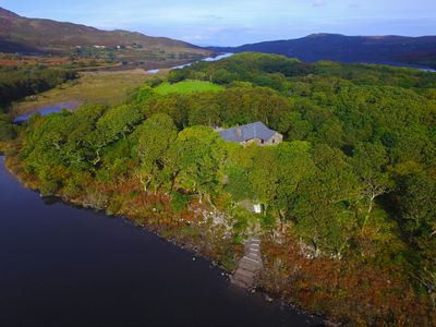 Photo for Cosy Hideaway on Scenic Lake in Kerry
