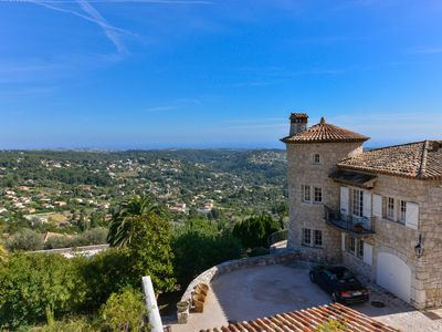 Photo for Magnificent 5 bedroom House in Vence (Q4601)