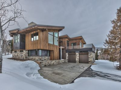 Photo for Contact us for Summer Savings! Clsoe to Ski. Park City Aspen Creek. Mountain Modern. Short Walk to Canyons Village and Ski Lifts. Game Room. Sauna. Great for Large Groups