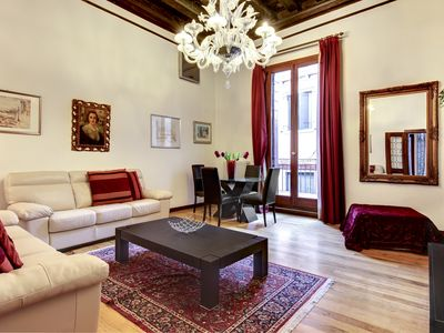 Photo for Bosso Palace Venetian Apartment