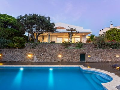 Photo for Exclusive seafront villa