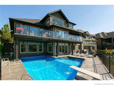Photo for Beautiful Getaway Home for a Large Family or Friends with saltwater pool/hot tub