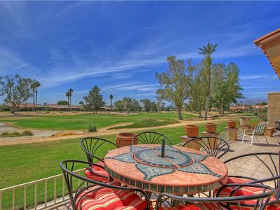 Photo for PS613 - Palm Desert Resort CC - 2BR/2BA - Chef's Kitchen - PET FRIENDLY!